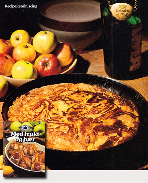 Apple Pancake / Eplepannekake