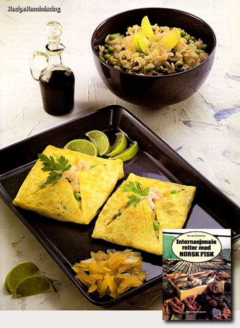 Japanese Omelette / Japansk Omelett