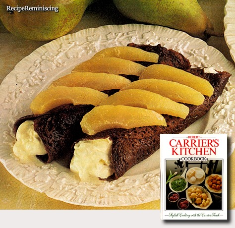 mocha crêpes with pears_post