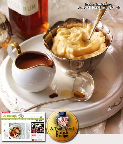 Rum Butter / Romsmør
