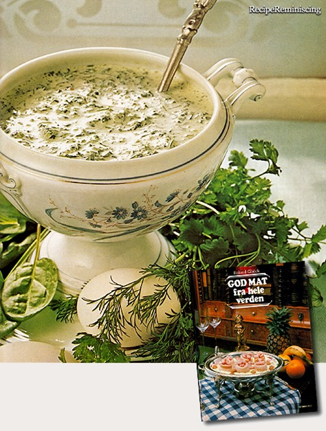 Salsa Verde - Green Sauce / Grønn Saus