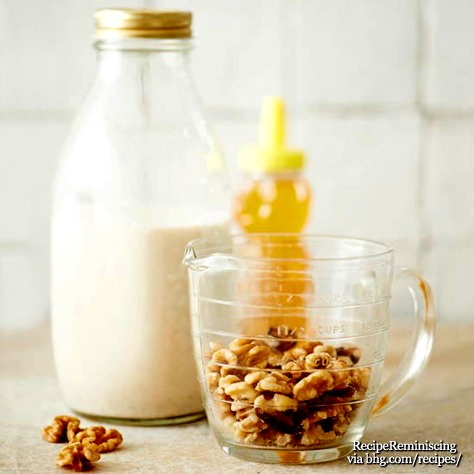 Walnut Milk