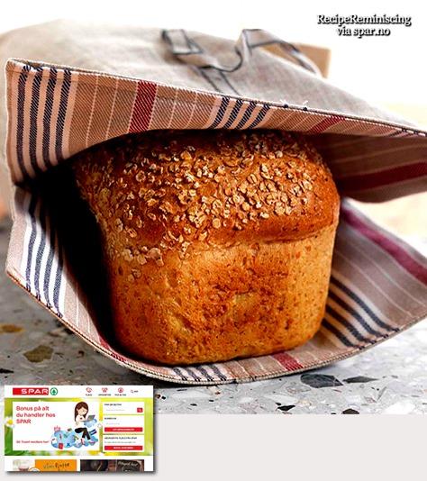 Oat Bread / Havrebød