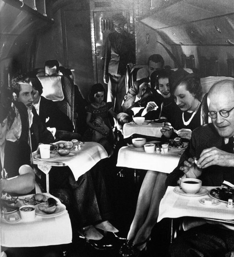 The History of Airline Meals