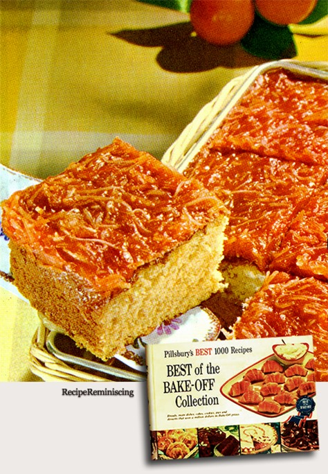 Apricot Gooey Cake / Saftig Aprikoskake