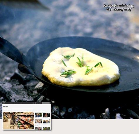 Campfire Bread / Bålbrød