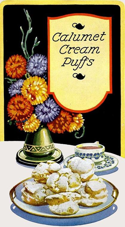 Calumet Cream Puffs