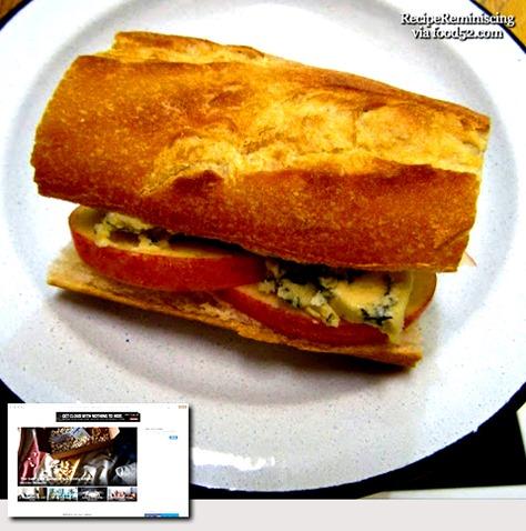 Cambridge Market Sandwich / Sandwich Fra Cambridge Markedet
