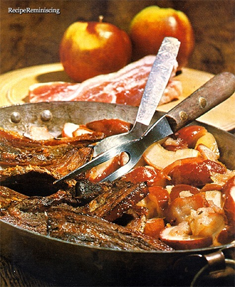 Apple Pork
