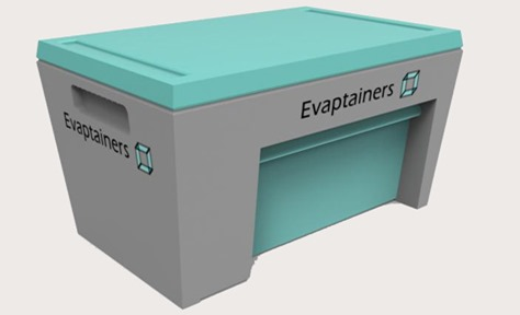 Evaptainer-Electricity-Free-Fridge