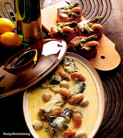 Matelote alsacienne - Fiskegryte fra Alsace