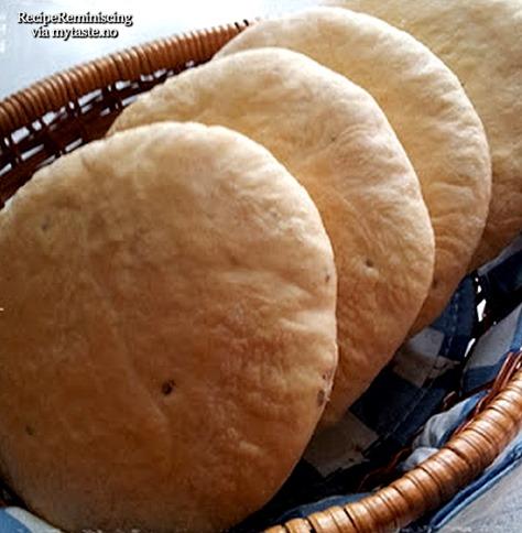 Gáhkko - Samisk Brød
