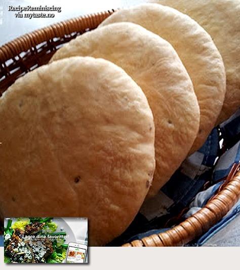 Gáhkko – Sami Bread / Samisk Brød