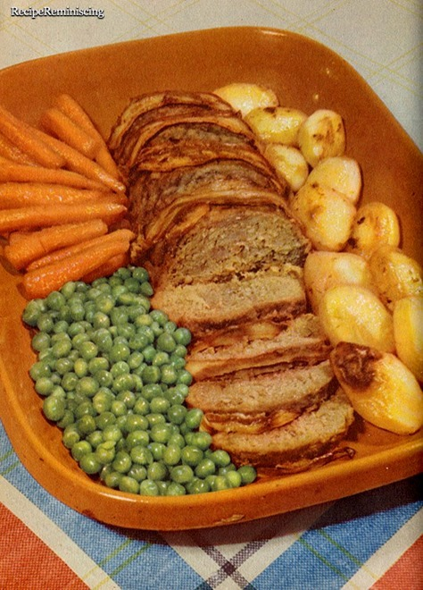 Meatloaf Fifties Style