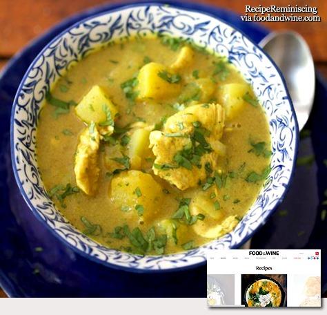 Jamaican Chicken And Potato Curry Jamaicanske Kylling Og Potet