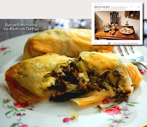 Jane Austen's Beef And Stilton Pastie / Jane Austen's Kjøtt Og Stilton Pasties