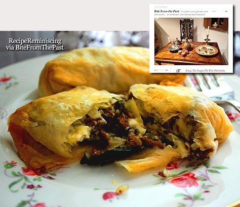 Jane Austen's Beef And Stilton Pastie / Jane Austen's Kjøtt Og Stilton Pasties