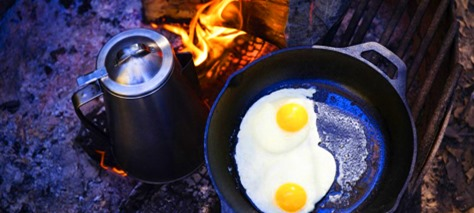 New Posting Series - Campfire Cooking