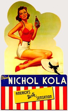 Soda & Soft Drink Saturday - Nichol Kola