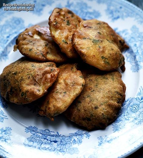 Pakoras - indisk godbid med stor smag!
