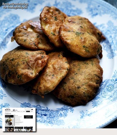Pakoras - Indian Snack With A Great Taste! / Indisk Godbid Med Stor Smag!