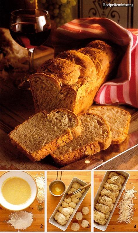 Parmasan Bread