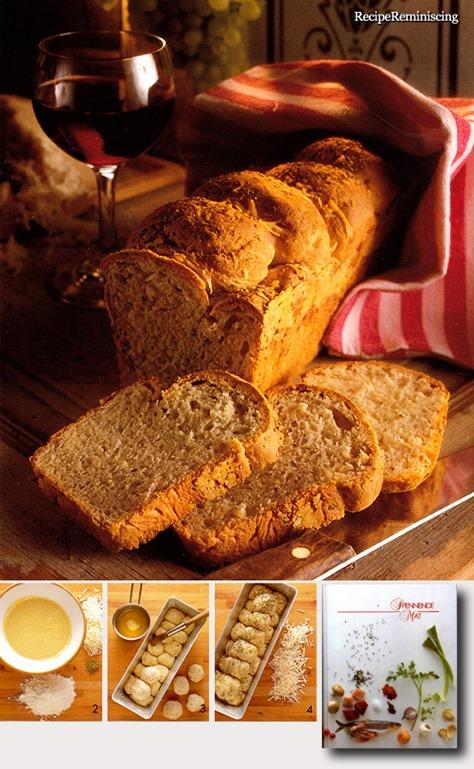 Parmasan Bread / Parmasanbrød