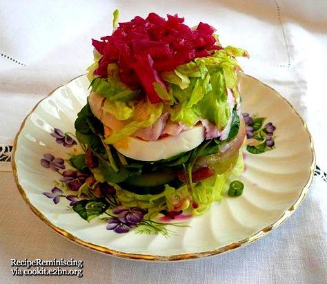 Salmagundy Salat