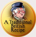 traditional badge british_flat