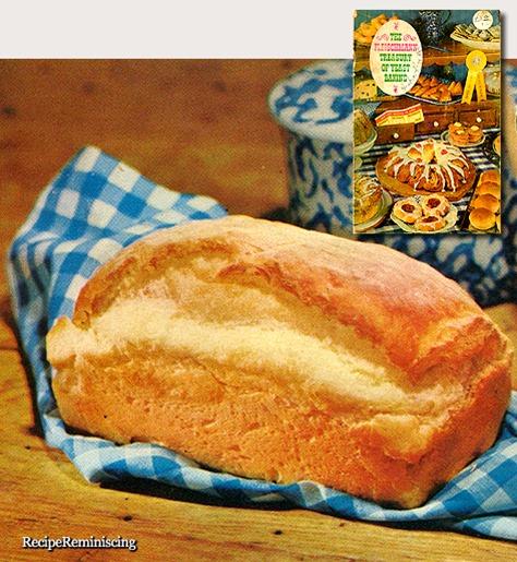White Batter Bread / Loff Bakt Med Røre