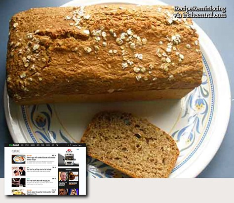 Wholesome Irish Soda Bread / Sunt Irsk Sodabrød