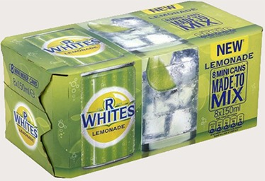 Soda & Soft Drink Saturday - R. White's Lemonade