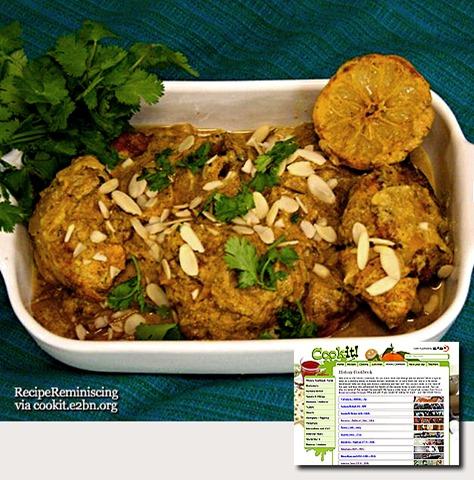 Baronet's Curry / Baronettens Karri