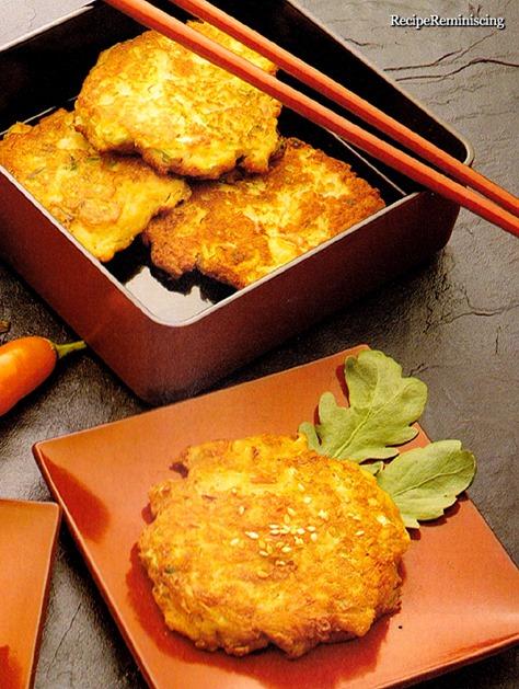Bindae Duk - Koreanske Mungbønnepannekaker