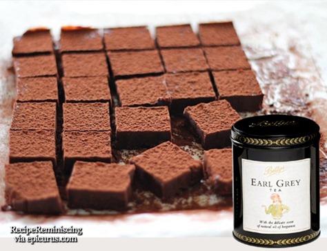 Earl Grey Chocolates