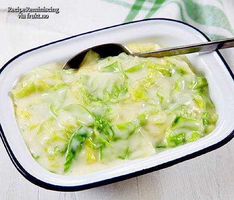 Homemade Stewed Cabbage