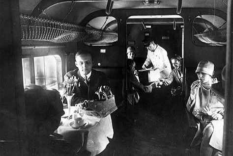 Imperial Airways Christmas lunch 1933_03