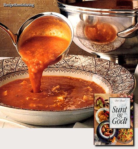 Mulligatawny Soup / Mulligatawny-Suppe