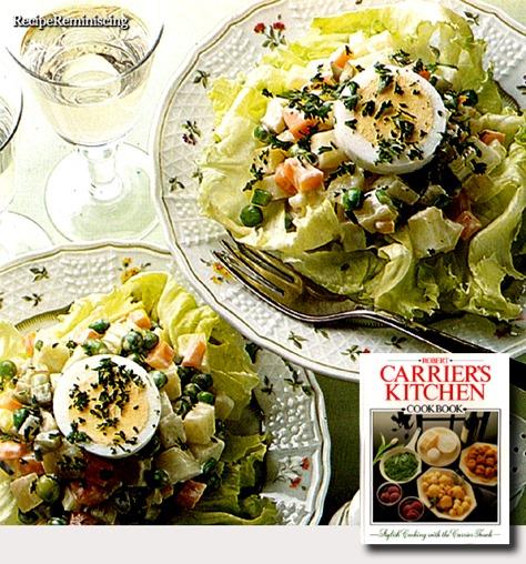 Real Salade Russe / Ekte Salade Russe