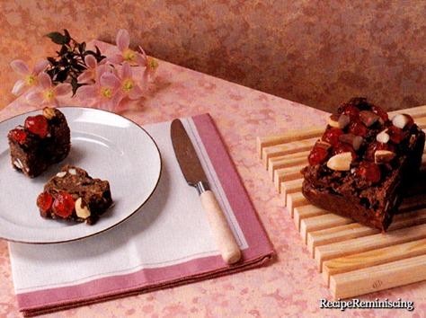 Refrigerator Biscuit Cake