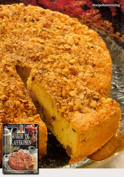 Sunshine Cake / Silskinnskake