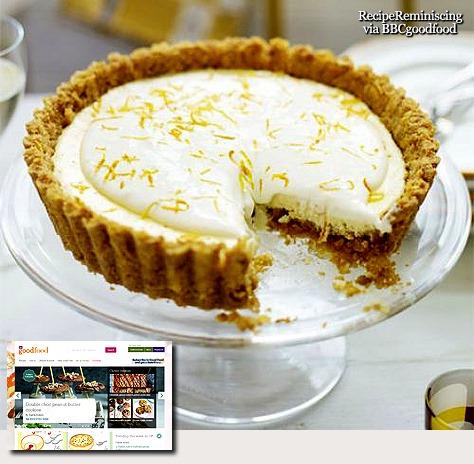 St Clement's Pie / St Clements Pai