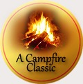 traditional badge campfire