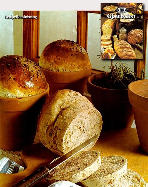 Herb Bread / Urtebrød