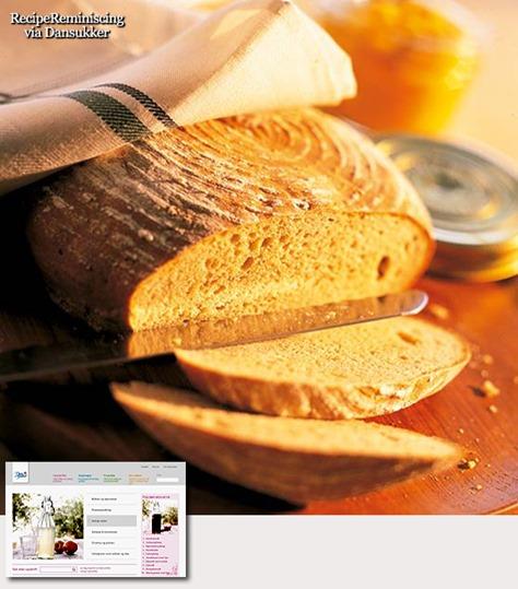 Basket Bread / Kurvbrød