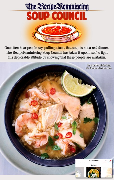 Cambodian Chicken-and-Rice Soup with Shrimp_food&wine_post