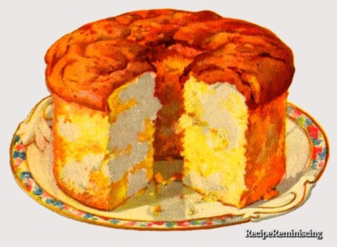 Dafodil Cake