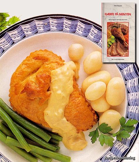 Dijon Chicken en Croûte / Dijon-Kylling en Croûte
