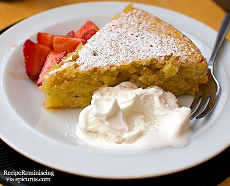 Tarta de Santiago - Galician Almond Cake