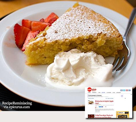 Galician Almond Cake (Tarta de Santiago)_post